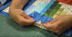 Go ahead and get some pro tips from an experienced quilter, and have the confidence to finish your quilt with class and style!