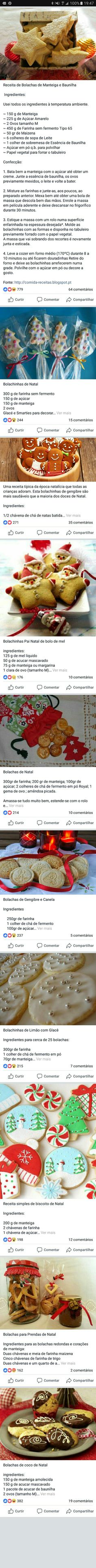 Árvore de Natal Four, Cupcake Cookies, Chocolate Cookies, Yummy Cakes, Christmas Cookies, Donuts, Biscuits, Deserts, Food And Drink