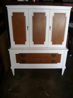 Angie's Painted Wardrobe