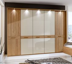 specialises in contemporary beds, designer beds, modern oak beds, wardrobes and contemporary bedroom furniture throughout the UK. Wardrobe Interior Design, Bedroom Closet Design, Bedroom Furniture Design, Home Room Design, Modern Wardrobe Designs, Bedroom Built In Wardrobe, Wardrobe Room, Wooden Wardrobe, Wardrobes For Bedrooms