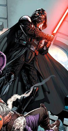 Vader Kills in Star Wars Darth Vader and the Ninth Assassin #1