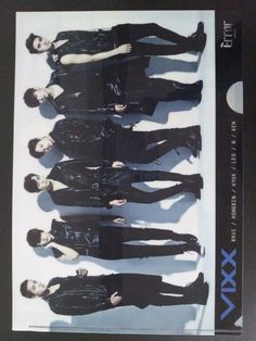 [VIXX] Vixx Photo L Folder Holder Kpop Star Idol Goods K-POP