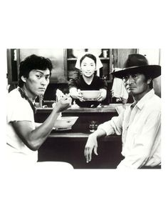 Tampopo, I'll never understand why I liked this movie SO much, it basically about making a perfect bowl of noodles....
