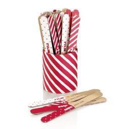 Charade Sticks game <3 | Marks & Spencer (would be a great gift to make, too!)