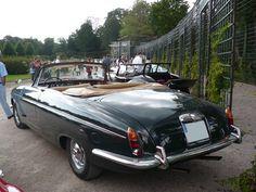 Jaguar 420 G Cabriolet