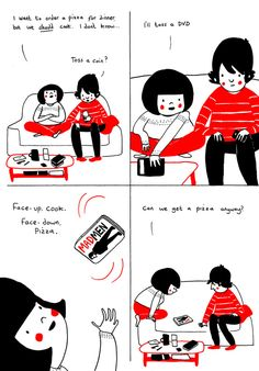ilustraciones pareja felicidad (22)