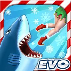 Hungry Shark Evolution Free IPA Download | BLAPPMARKET