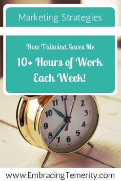 How Tailwind Saved Me 10 Hours Each Week Social Media Tips, Social Media Marketing, Digital Marketing, Business Tips, Online Business, Business Planning, Productivity Hacks, Business Organization, Blogging For Beginners