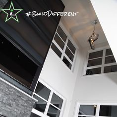 #BuildDifferent means our ideas are often imitated.  #YQR #ModernHome #CustomBuild #CustomHomes #quality #modern #original #home #design #imagine #creative #style #realestate #trueoriginal #dreamhome #architecture #dreamhomes #interior #YQRbuilds #construction #house #builder #homebuilder #showhome #beautiful #preparation #dream #DamnGoodHouses