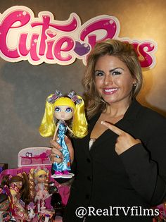 Tia Barr, Cutie Pops Dolls, #GBKmovieAwards, MTV Gifting Suite, W Hotel Hollywood