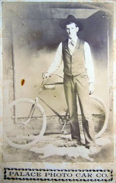 1890s mens fashion | 1890s-1920s MEN & BICYCLES The Online Bicycle Museum