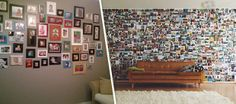 Kaikki elämäsi kuvat - täytää niillä vaikka koko seinä! http://www.ifolor.fi/inspire_valokuvilla_sisustaminen