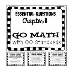 iintegratetechnology: Go Math Apps and FREE Go Math Essential Questions