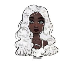 Biele dievča
