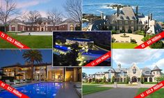 The most expensive homes for sale in the country in each state revealed: From a Los Angeles manse with guest houses that rival 5-star hotels to a Hawaiian estate that sits on an ancient fishing village | Daily Mail Online