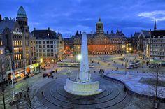 Si quieres conocer #Amsterdam de forma organizada y sin pasar por alto sus principales lugares, en este caso prepárate para recorrer 5 barrios increíbles e imprescindibles.  http://www.guias.travel/blog/amsterdam-no-te-pierdas-5-de-sus-principales-barrios/ #turismo #Holanda
