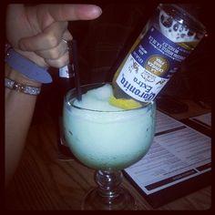 Photo by ashleej33 - @bsemenoff86 lovely drink #mexicanbulldog #originaljoes #ojsmenu