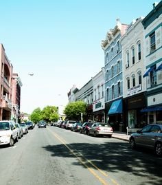 Nyack, N.Y. (Winner 2010): Nyack is one of the most artistic towns in the Hudson River Valley. There's no shortage of antiques shops, galleries, restaurants, and charming B&Bs.; Population: 6,737. (Michael Mohr)