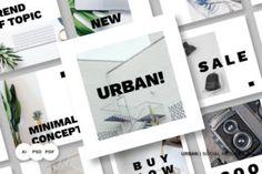 Abbidzart Store, Designer at Creative Fabrica Mobile Ui Design, Social Media Template, Marketing, School Design, Website Template, Portfolio Design, Design Bundles, Free Design, Minimal
