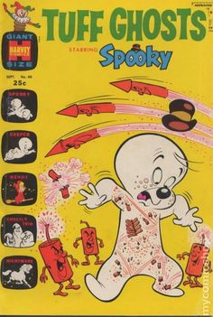 harvey comics spooky - Google Search