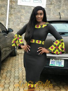 It's time for a new edition! An is a wedding guest {bella} looking stunning in aso-ebi – the fabric/colors of the day, at a - AsoEbi Bella. Dress Skirt, Peplum Dress, Latest Aso Ebi Styles, Color Of The Day, Looking Stunning, African Fashion, High Waisted Skirt, Asos, Presents