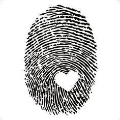 Love Thumbprint By Louise Carey Canvas Art – Tattoo Styles & Tattoo Placement Fingerprint Tattoos, Fingerprint Heart, Paar Tattoos, Neue Tattoos, Diy Tattoo, Tattoo Ideas, Wrist Tattoo, Trendy Tattoos, Tattoos For Women
