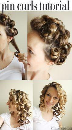 10 maneras de rizar el cabello