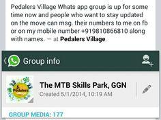 #pedalersvillage #mtb #bmx #bikepark #pumptrack #dirtjumps #bike #cycling #dirt #gurgaon #india #whatsappgroup #whatsapp #mtbgroup
