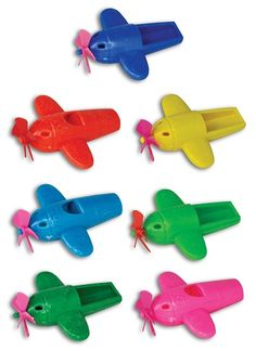 AIRPLANE WHISTLES