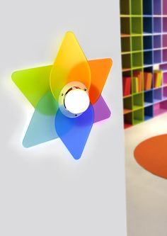 toffolights arcobaleno lamp