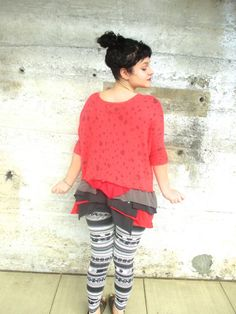 Recycled Sweater Recycled Women Clothing by greenphilosophie