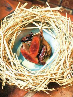 米を食べて育ったカモとソースが抜群の相性|『ELLE gourmet(エル・グルメ)』はおしゃれで簡単なレシピが満載!