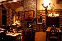 Man Cabin