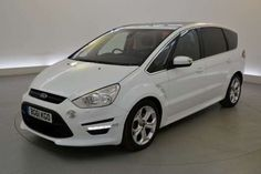 Used 2011 (61 reg) White Ford S-Max 2.0 TDCi 163 Titanium X Sport 5dr - PAN ROOF - LEATHER for sale on RAC Cars