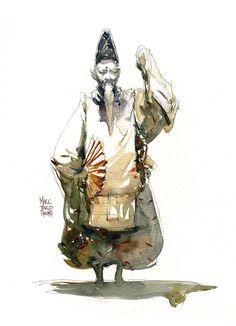 Traditional Methods | Citizen Sketcher