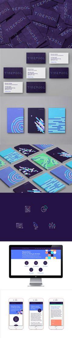 Tidepool – Visual Identity System - Moniker SF