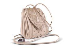 Via La Moda ostrich and crocodile sling bag Crocodile, Bucket Bag, Classic, Leather, Bags, Style, Handbags, Crocodiles, Dime Bags