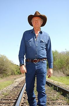 Billy Joe Shaver -- part God fearing and part renegade.