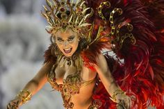 リオのカーニバル。南米サンバのまとめ
