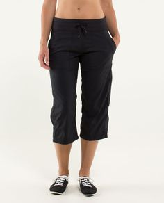 806b3c81d3 These loose, lightweight crops can be customized for different sports. Lululemon  Pants, Lululemon