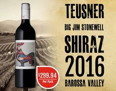Wine Tasting- Teusner Big Jim Stonewell Shiraz 2016 #TeusnerWines #BigJimStonewell #RedWine #WineOnline #WineAustralia https://online-wine-australia.blogspot.com/2017/04/wine-tasting-teusner-big-jim-stonewell.html