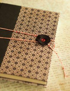 notebook ハードカバーのジャーナルノート(shabby001)