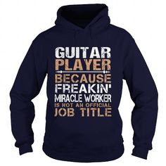 GUITAR-PLAYER - Freaking - Hot Trend T-shirts