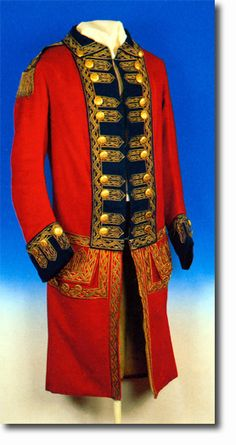 The Scots Guards- 1768