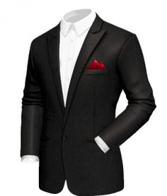 Jacket Style, Suit Jacket, Custom Jackets, Black Velvet Blazer, Buttonholes, Sport Coat, Single Breasted, Blazers, Menswear