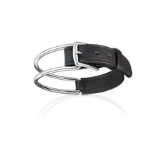 "Hermes leather bracelet Barenia calfskin Stainless steel plated hardware, 6.7"" circumference."