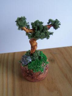 Gifts & Ornaments - Zen Tree Miniature for sale in Pietermaritzburg Zen, Planter Pots, Miniatures, Ornaments, Gifts, Presents, Christmas Decorations, Favors, Ornament