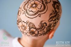 Designed by Anita Popat (Henna by Anita) Leicester