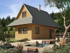 Srubová chata Dřevěnice
