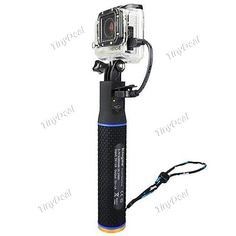 Kingma Power Handheld Grip with 5200mAh Battery for Gopro Hero/SJ4000 Camera Cell Phone TRC-376829